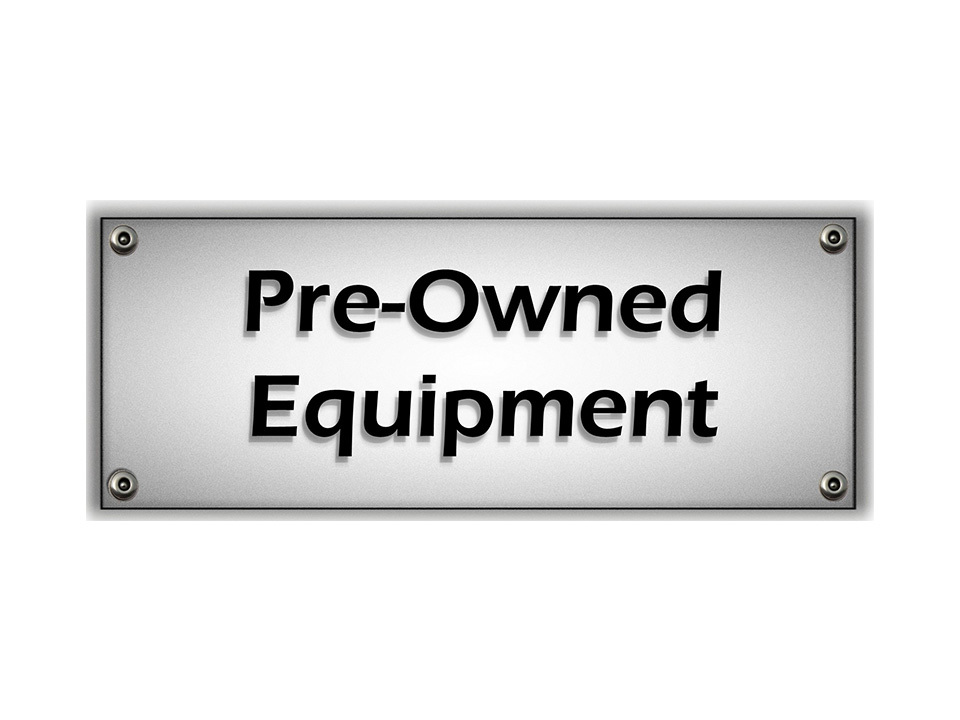Pre-Owned Machinery - Southern Packaging Pouch Machinery Solutions