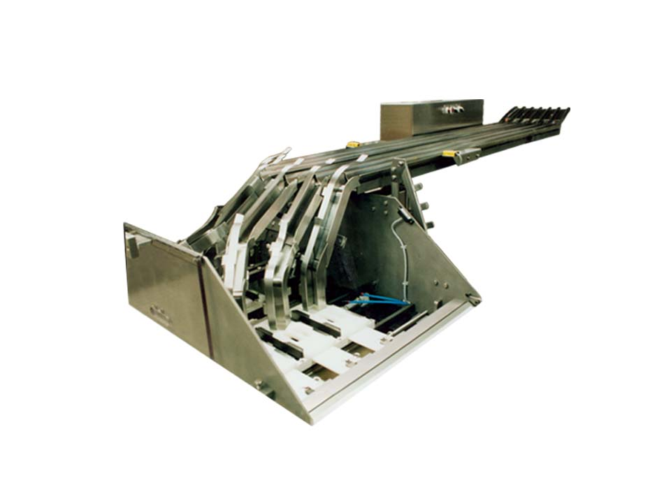 Cracker Placer Tray Loader - Tray Loaders